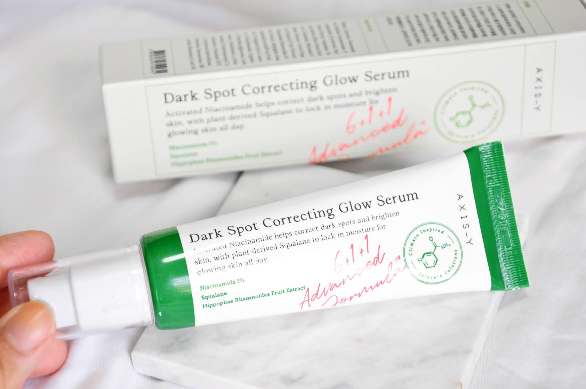 AXIS-Y Dark Spot Correcting Glow Serum Review