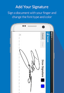 pdf fill and sign android
