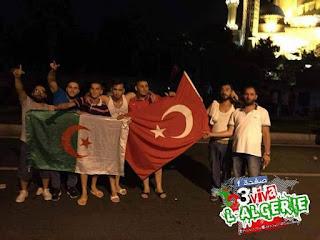 Ce que le putsch raté contre Erdogan dit aux algériens