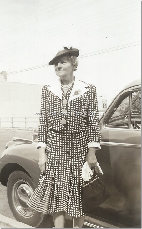 Bertha Schwartz possibly 1942