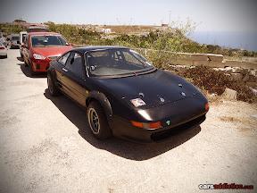 Custom MR2 racer