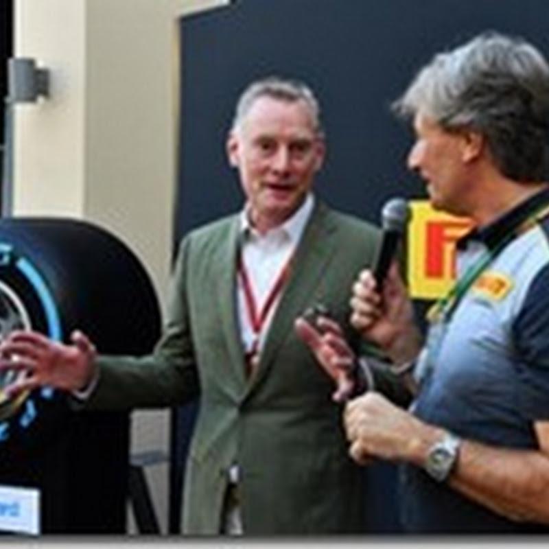 Pirelli comunica mescole per prime tre gare 2018