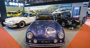 Europe Auto Classics Cars
