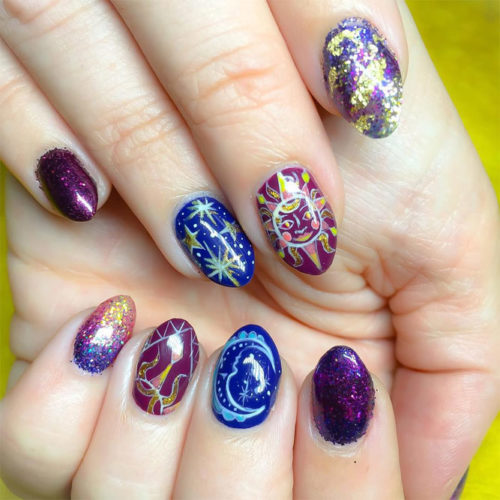 Cute Fall Nail Designs Ideas Do It Yourself 4