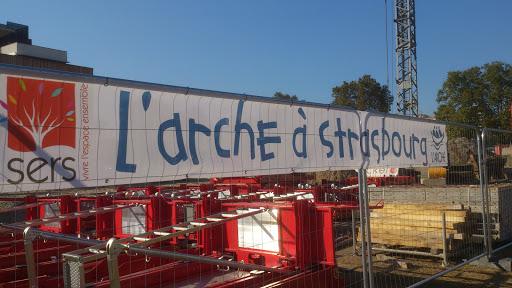 Construction de L'Arche à strasbourg