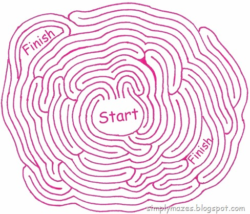 Maze Number 96: Silky
