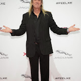 WWW.ENTSIMAGES.COM -   Nicko McBrain   arriving     at       Jaguar XE - World premiere and  Global launch party at Earls Court Exhibition Centre, London September 8th 2014Jaguar premieres its new Jaguar XE car to press and VIPs                                               Photo Mobis Photos/OIC 0203 174 1069