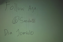 "Cerita Dibalik ""Sandallll"" ku"