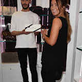 OIC - ENTSIMAGES.COM - Zain Shah and Konnie Cooley at the Susie in the Sky and their AW15 collection  in London  10th June 2015  Photo Mobis Photos/OIC 0203 174 1069