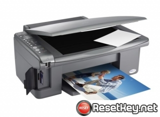 Reset Epson DX5050 printer Waste Ink Pads Counter