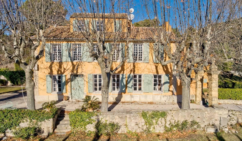 Propriété avec piscine et jardin Aix-en-Provence