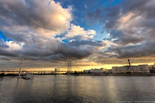 Essential Sightseeing St Petersburg - sunset