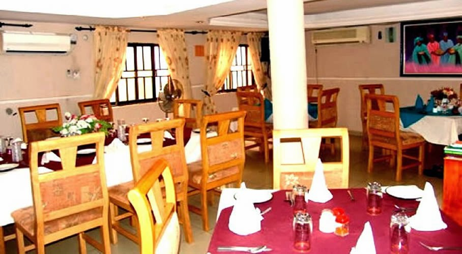 Celebrations Hotel, Ile-Ife restaurant