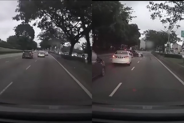Nissan Almera buat 'zigzag' undang kemarahan