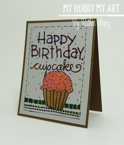 Happy Birthday Card, Adornit, Ruthie Lopez 7