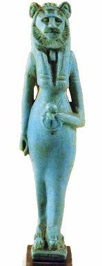 Pakhet, Gods And Goddesses 3