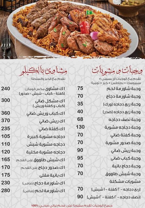 اسعار ابو مازن السوري