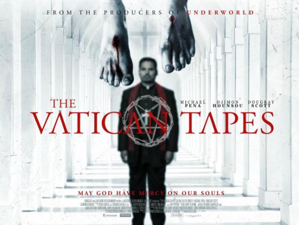 Βατικανό: Απόρρητοι Φάκελοι (The Vatican Tapes) Wallpaper