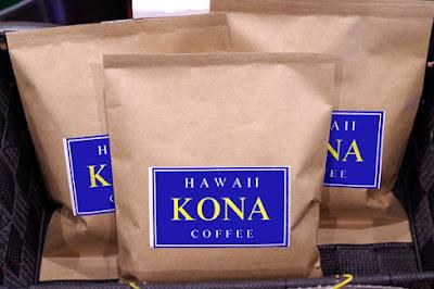 おすすめコーヒー:ハワイ コナ