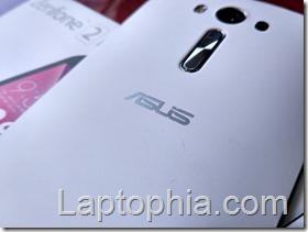 Penampilan Asus Zenfone 2 Laser ZE550KL