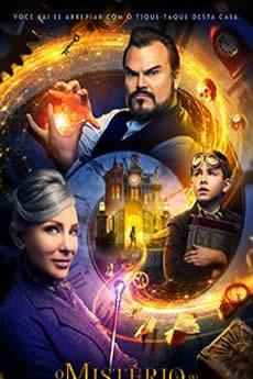 Baixar Filme O Mistério do Relógio na Parede (2018) Dublado Torrent Grátis