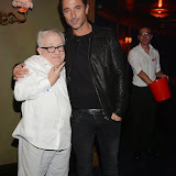 WWW.ENTSIMAGES.COM -    Leslie Jordan   and  Jake Canuso   at      West End Bares 2014 - Nude Dunnit at Cafe de Paris, London September 7th 2014Annual dance/burlesque fundraising show hosted by TheatreMAD in aid of The Make A Difference Trust.  Photo Mobis Photos/OIC 0203 174 1069