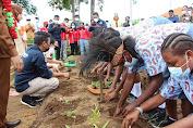 Kunjungan Kerja Mentan di Papua, Bukti Nyata Negara Hadir Bangun Pertanian Indonesia Secara Merata