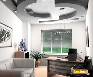 Western Home Decorating Plaster Of Paris Design For Living Room