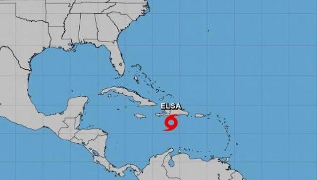 Elsa se debilita y se degrada a tormenta tropical; No pasará por el país