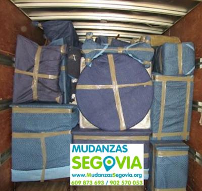 Transportes Domingo García Segovia