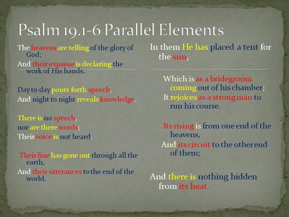 [Psalm+19+1-6+parallel+elements%5B6%5D]