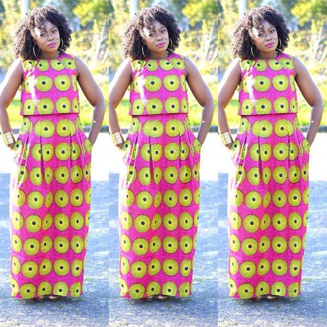 Beautiful Congolese Kitenge Styles 2017 For Ladies