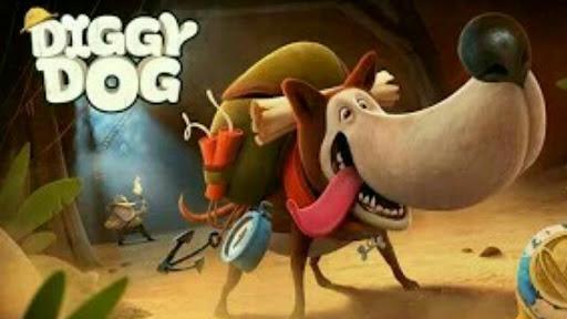 Download My Diggy Dog v2.255 APK MOD DINHEIRO INFINITO - Jogos Android