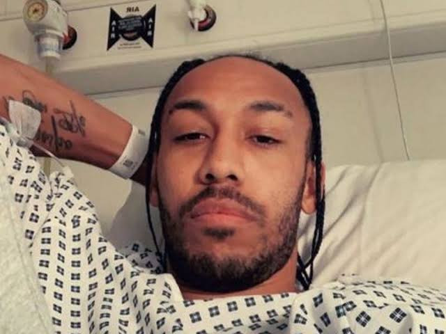 Arsenal Star Aubameyang Calls Malaria The Worst Sickness He's Ever Had As He Talks About His Health