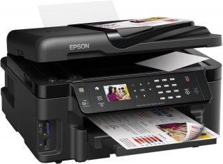 download Epson WorkForce WF-3520DWF printer driver