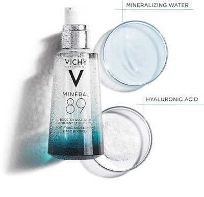 Vichy Mineral 89 Fortifying And Plumping Daily Booster Review