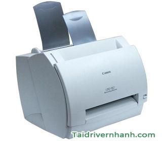 Cách download driver máy in Canon LBP-810 – cách thêm máy in