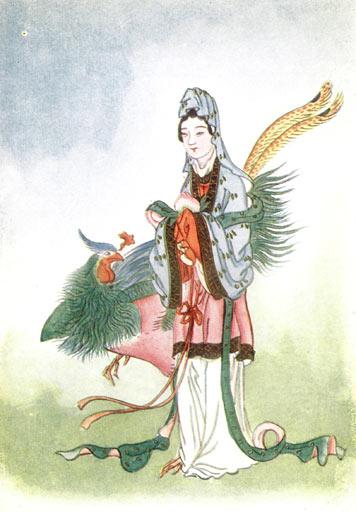 Hsi Wang Mu, Gods And Goddesses 2