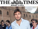 Di Battista The Times