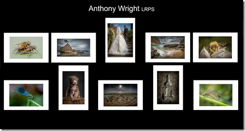 Anthony Wright LRPS