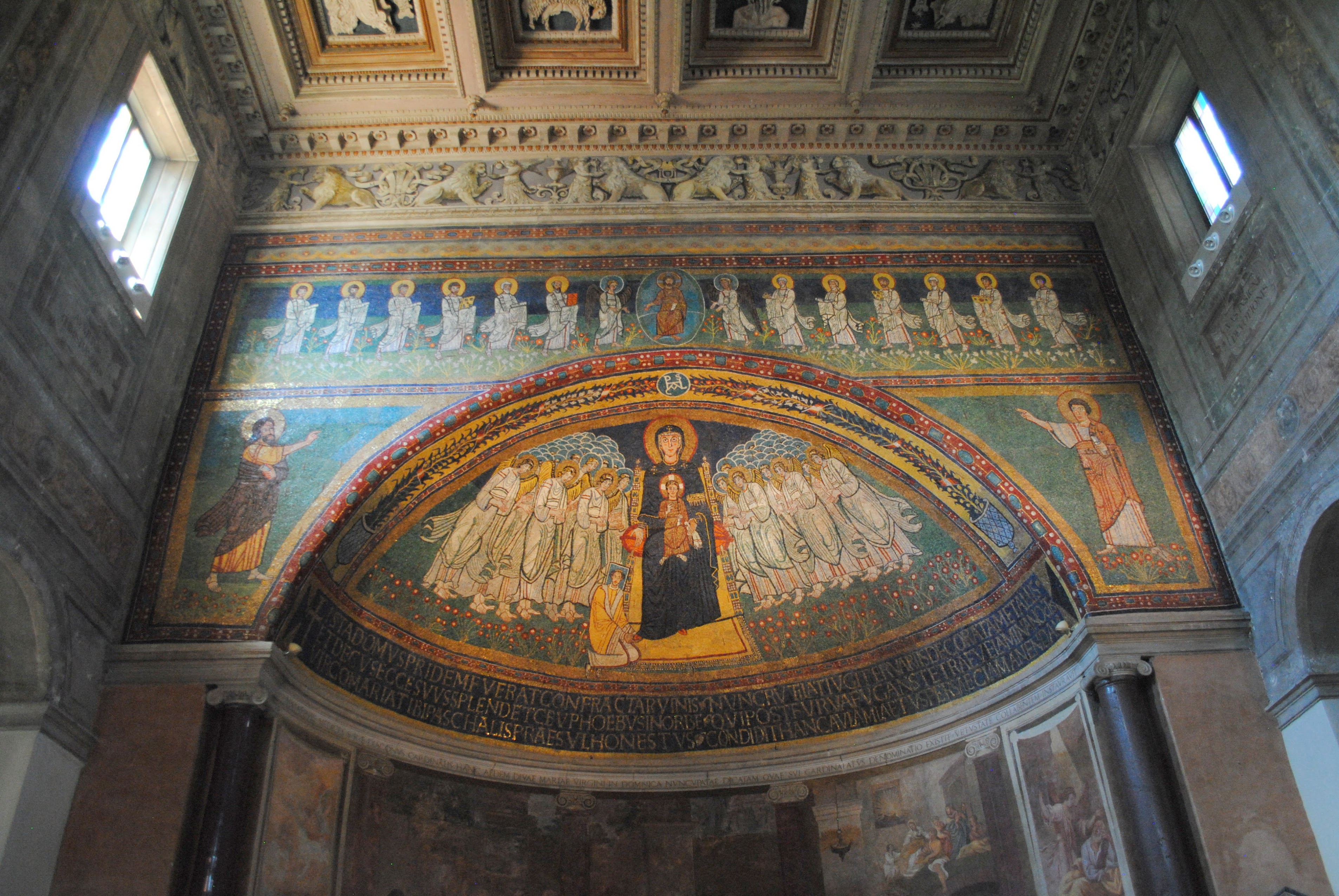Basilica di Santa Maria in Domnica alla Navicella