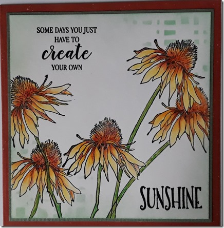 CREATE YOUR OWN SUNSHINE 1
