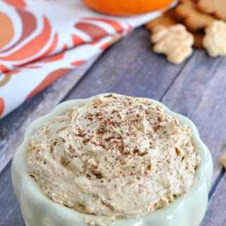 Four Ingredient Pumpkin Pie Dip