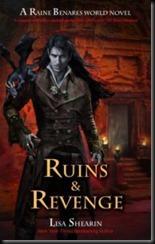 Ruins & Revenge  (Raine Benares #9)