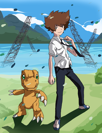 Digimon Adventure tri. 1- Saikai