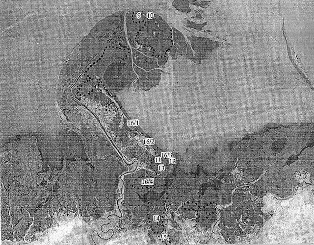 Геоглифи южного берега озера Балхаш 1