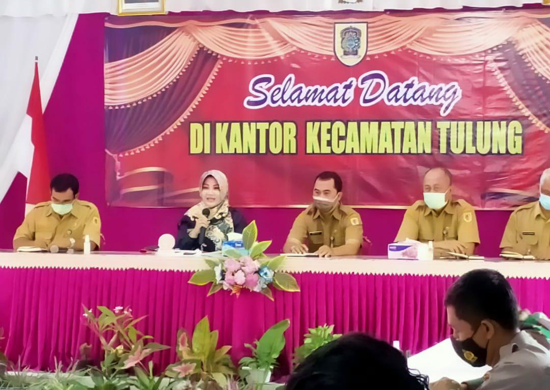 Pandemi Covid -19 di Klaten Belum Reda. 71 Desa Masuk Kategori Resiko Sedang
