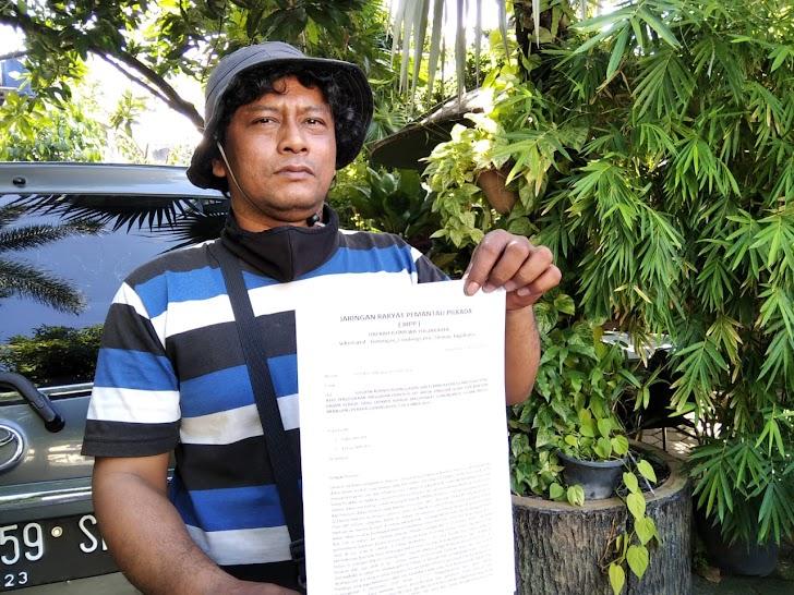 Jaringan Rakyat Pemantau Pilkada Datangi DPRD DIY Laporkan Ini
