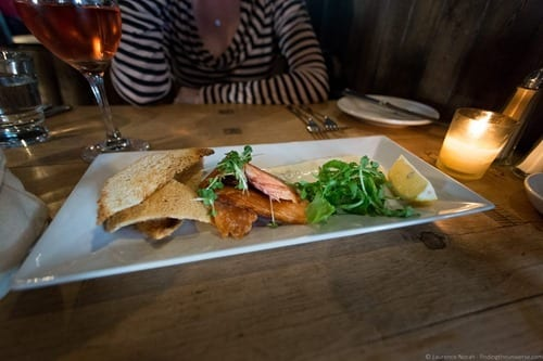 Ullapool Ceilidh Place Food