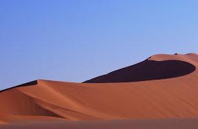 Sossusvlei Sand Dune, Namibia
